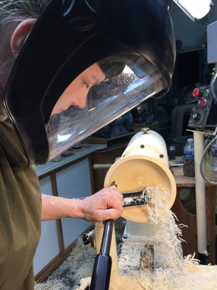 Classes for Woodturning - Beginner Woodturning Projects - theprojectlady.com