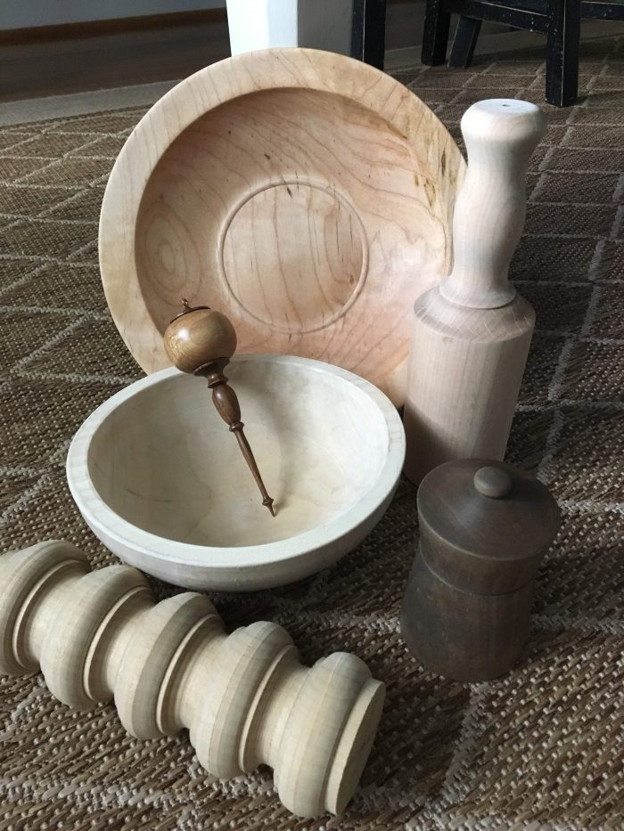 take classes - learn how to wood-turn - theprojectlady.com